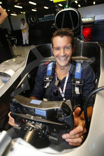 Motorsports: FIA Formula One World Championship 2016, Grand Prix of Australia