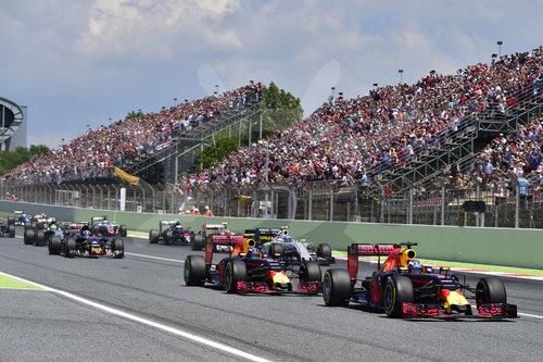 FIA F1 World Championship 2016, Race in Barcelona