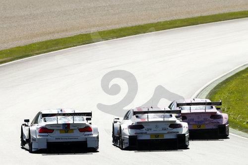 Motorsports: DTM race Spielberg
