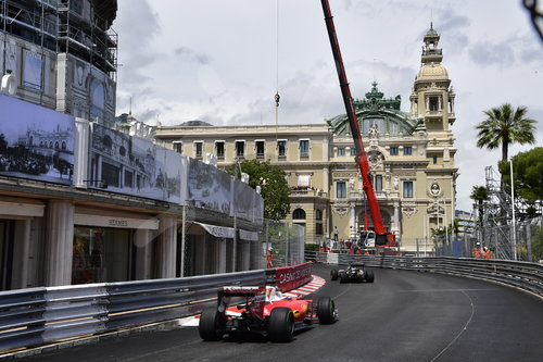 Motorsports: FIA Formula One World Championship 2016, Grand Prix of Monaco