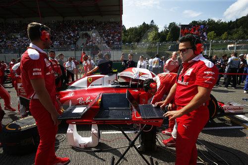 Motorsports: FIA Formula One World Championship 2016, Grand Prix of Belgium
