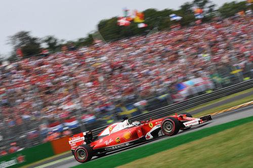 Motorsports: FIA Formula One World Championship 2016, Grand Prix of Italy