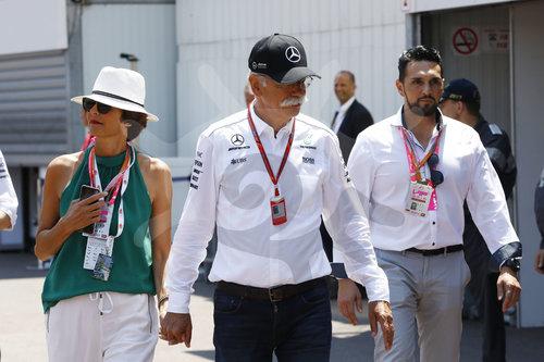 Motorsports: FIA Formula One World Championship 2017, Grand Prix of Monaco