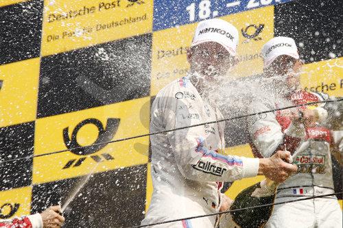 Motorsports: DTM race in Zandvoort