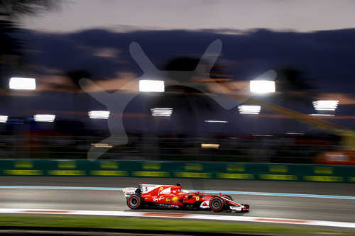Motorsports: FIA Formula One World Championship 2017, Grand Prix of Abu Dhabi