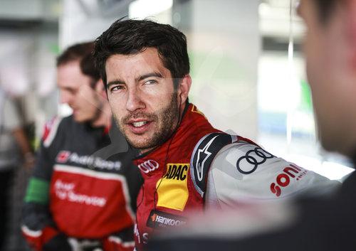 Motorsports: DTM Hockenheim 2018