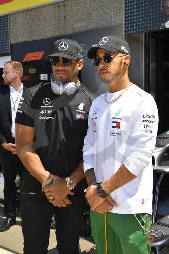 Motorsports: FIA Formula One World Championship 2018, Grand Prix of Canada