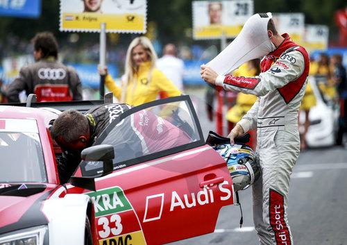 Motorsports: DTM Brands Hatch 2018