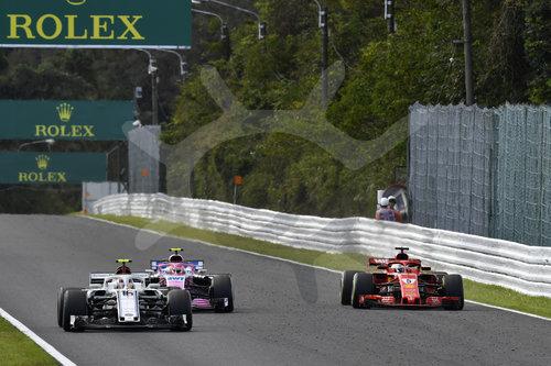 Motorsports: FIA Formula One World Championship 2018, Grand Prix of Japan