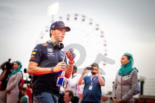 Motorsports: FIA Formula One World Championship 2019, Grand Prix of Bahrain