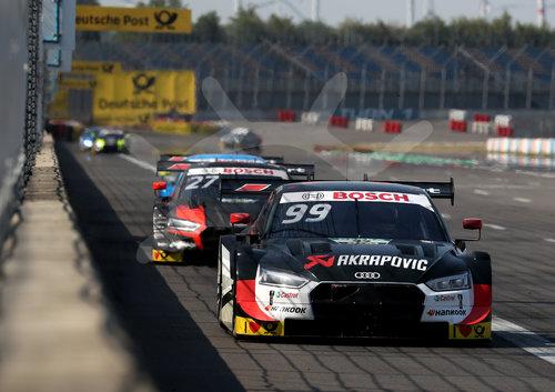 Motorsports: DTM Lausitzring 2019