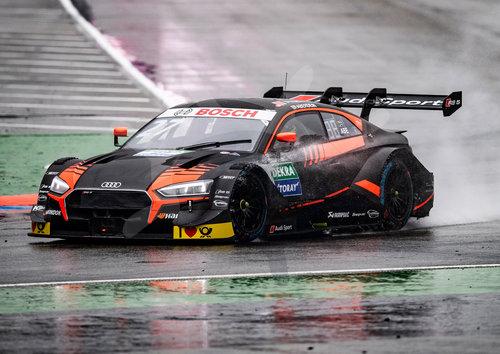 Motorsports: DTM Hockenheim 2019