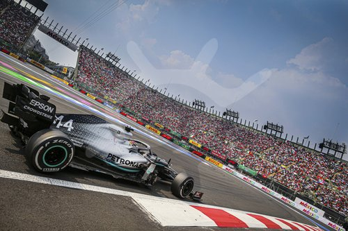 Motorsports: FIA Formula One World Championship 2019, Grand Prix of Mexico