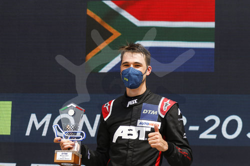 Motorsport: DTM Monza